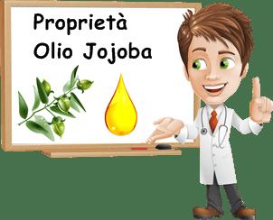 Proprietà Olio di Jojoba