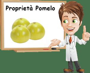 Proprietà Pomelo