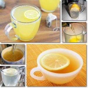 Proprietà e benefici Acqua calda e Limone