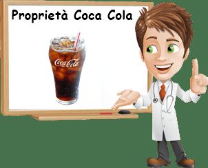 Proprietà Coca Cola
