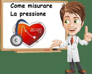 Come misurare la pressione