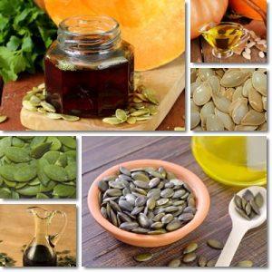 Proprietà e benefici Olio semi di zucca