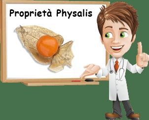 Proprietà Physalis