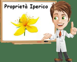 Proprietà iperico