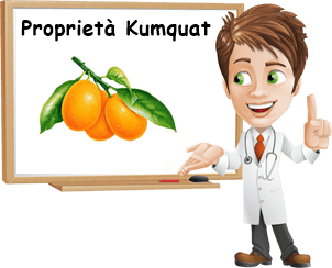 Proprietà kumquat