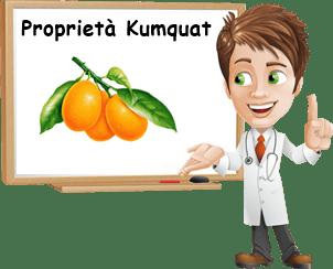 Proprietà kumquat