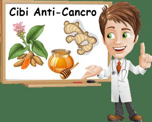 Alimenti anti cancro