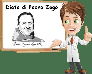 Dieta di Padre Romano Zago
