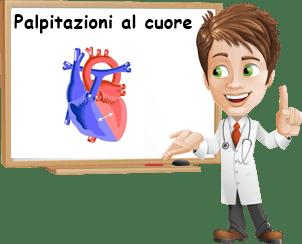 Palpitazioni al cuore