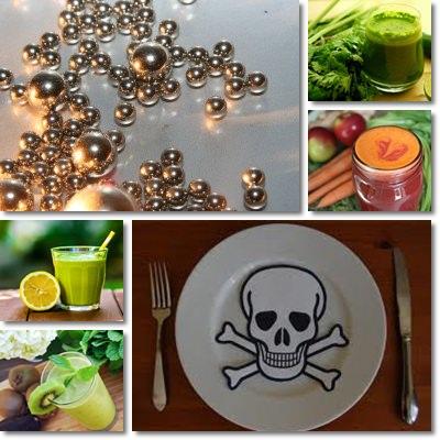 Dieta metalli pesanti
