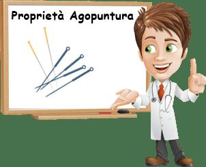 Proprietà agopuntura