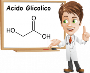 Proprietà e benefici Acido glicolico