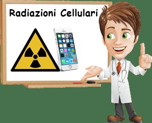 Sintomi radiazioni cellulari