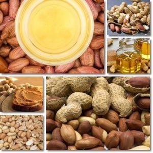 Proprietà e benefici Olio di arachidi