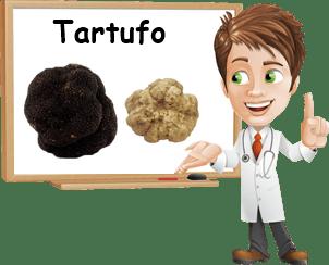 Proprietà Tartufo