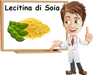 Proprietà lecitina di soia