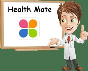 Applicazione Health Mate