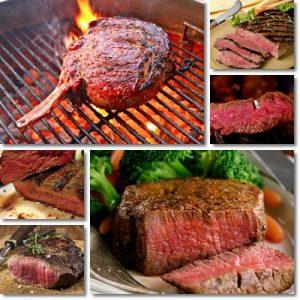Proprietà e benefici Carne Rossa