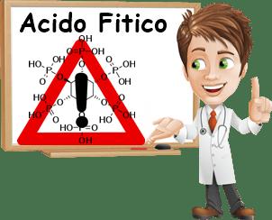 Pericoli acido fitico