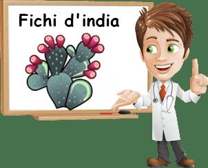 Proprietà fichi d'india