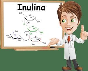 Proprietà inulina