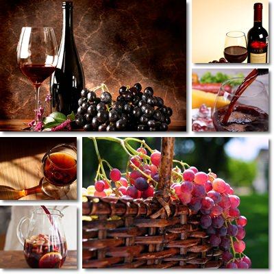 Proprietà e benefici Vino Rosso