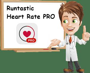 App Runtastic Heart Rate PRO