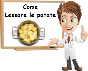 Lessare patate