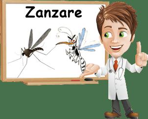 Rimedi zanzare