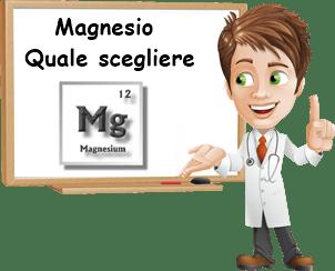 Tipi di magnesio