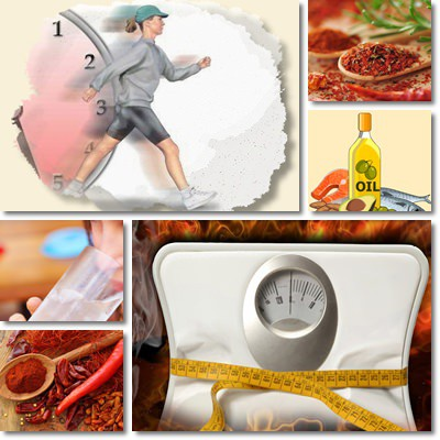 Dieta termogenica