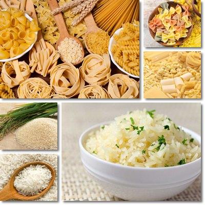 Pasta o riso quale è meglio