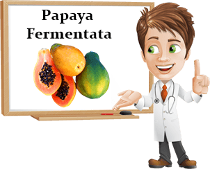Proprietà papaya fermentata