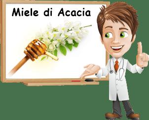 Benefici miele di acacia