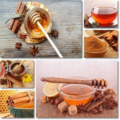 Proprietà e benefici Miele e Cannella