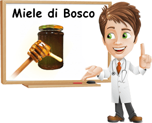 benefici miele di bosco