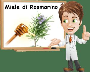 benefici miele di rosmarino