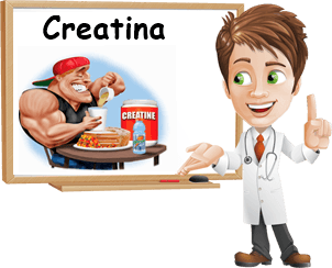 benefici creatina