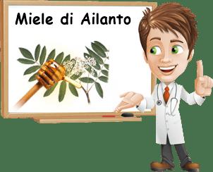 benefici miele di ailanto