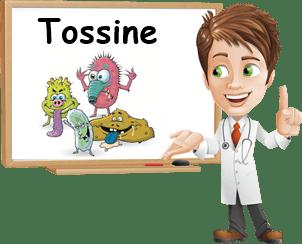 tossine nel corpo