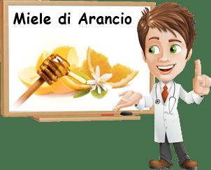 benefici miele di arancio
