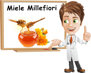 benefici miele millefiori