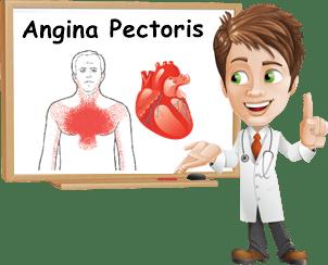 sintomi angina pectoris