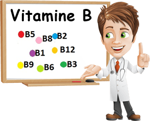vitamine del gruppo b