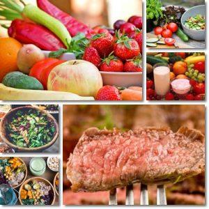 Esempio Alimentazione Sana ed Equilibrata