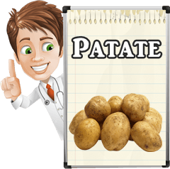 come seminare le patate