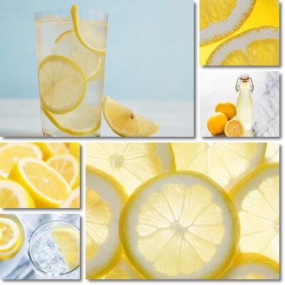 acqua e limone fa male