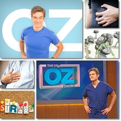 dr oz come eliminare lo stress
