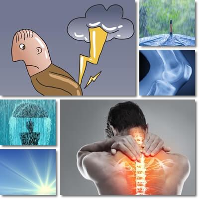 umidità e dolori muscolari