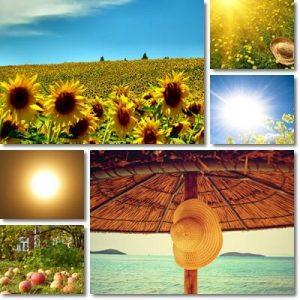 10 Paesi e Luoghi Dove Fa Sempre Caldo